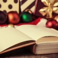 Natale: e sotto l'albero una bella scorpacciata di libri