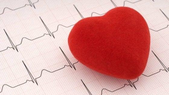 Cuore, il 10% dei giovani è a rischio ipertensione
