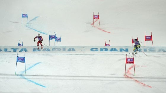 Sci alpino, De Aliprandini contento a metà: