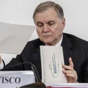 Ignazio Visco, governatore confermato di Bankitalia