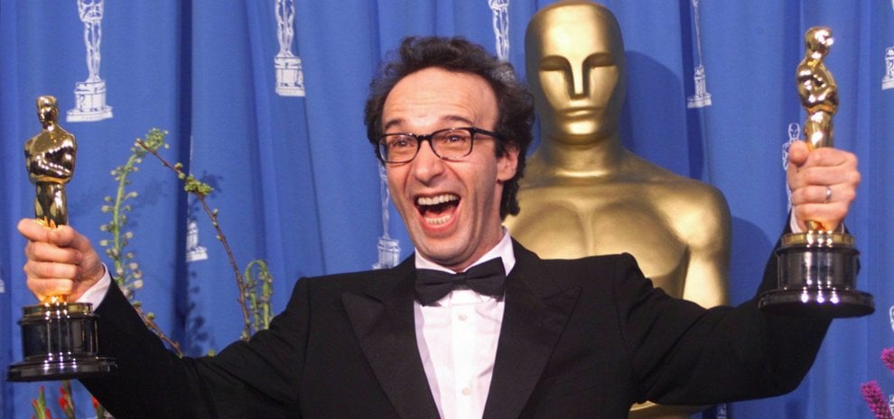 'La vita è bella - Life is beautiful', la favola di Roberto Benigni che conquistò Hollywood