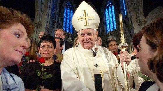 Morto Bernard Law, il cardinale coinvolto nel caso Spotlight