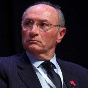 L'ex amministratore delegato di Unicredit Federico Ghizzoni