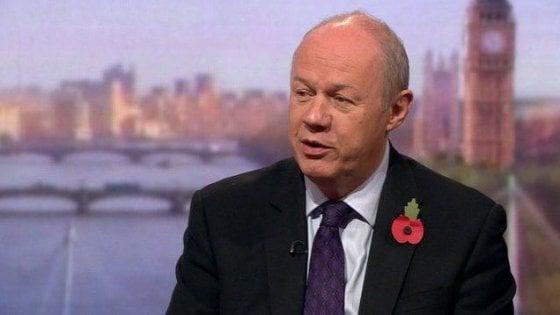 Damian Green si dimette, Theresa May rimane senza il suo numero 2