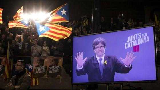 Indipendentisti catalani avranno maggioranza assoluta. Ma il primo partito è Ciudadanos