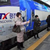 Corea Sud, via al supertreno dei Giochi Invernali