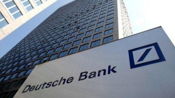 Commissione banche, Deutsche Bank: Consob non ci ha contestato la vendita di titoli nel 2011