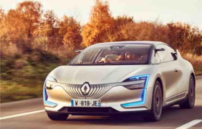 Symbioz Demo car, il futuro secondo Renault