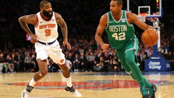 Basket, Nba: altro stop per Boston, Toronto e Cleveland si avvicinano minacciose