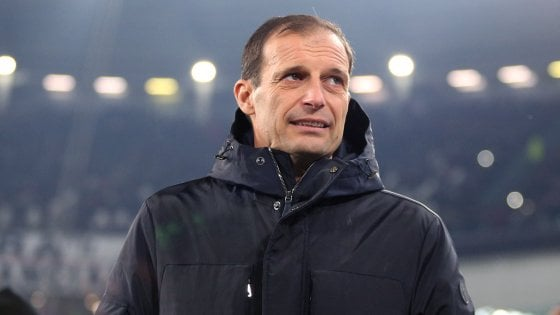 """Juventus, Allegri: """"Roma da scudetto, sarà gara equilibrata"""""""
