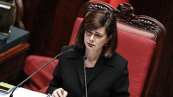 """Boldrini annuncia la sua candidatura con """"Liberi e uguali"""": """"E' il momento di scegliere la strada"""""""