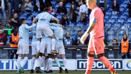 Lazio-Crotone 4-0: poker biancoceleste, Felipe Anderson torna al gol