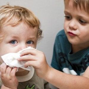 Aumento dei casi di influenza, soprattutto nei bambini