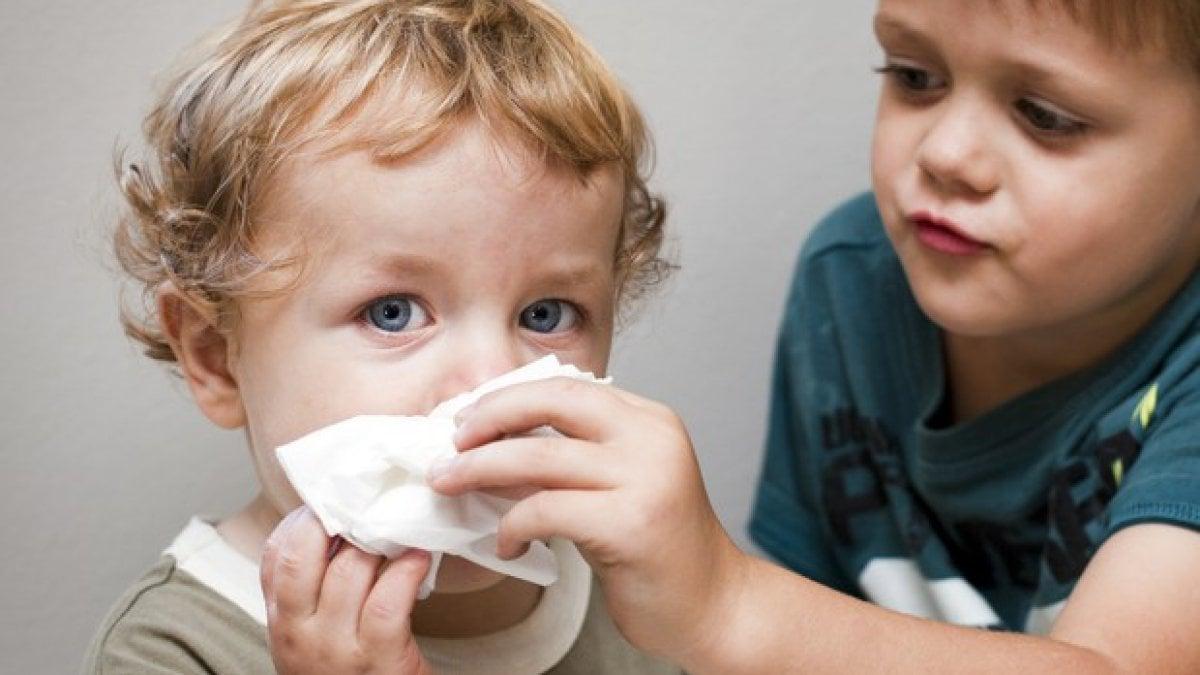 Aumento Dei Casi Di Influenza Soprattutto Nei Bambini