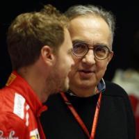 F1. gli auguri della Ferrari: