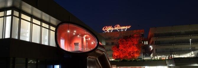 """""""Cofani aperti"""" la mostra del museo Alfa Romeo per le feste"""