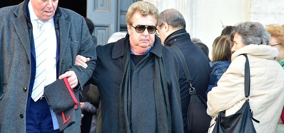 Vittorio Cecchi Gori ricoverato in rianimazione a Roma, è in coma farmacologico