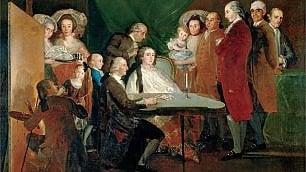 Vieni, c'è un Goya in Val Padana. E molto altro