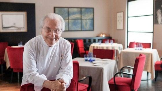 """""""Creare è non copiare"""". Cosa ci lascia Gualtiero Marchesi il maestro della cucina italiana"""