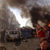 Siria, a Goutha est è cominciata l'