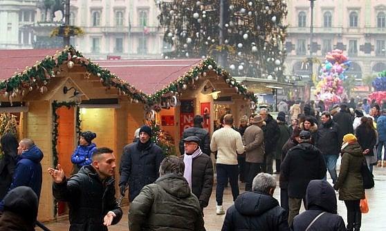 Turismo delle Feste: gli stranieri amano sempre più l'Italia