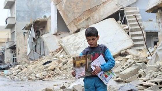 """Minori, rapporto Unicef: """"Nel 2017 sempre più bambini 'sotto attacco'"""""""