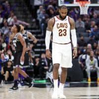 Basket, Nba: Cleveland ancora ko, bene Boston, Golden State e Atlanta di Belinelli
