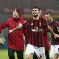 Da Antonio Donnarumma a Cutrone: gli eroi a sorpresa che rilanciano il Milan