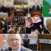 Parlamento, i cinque anni della XVII legislatura