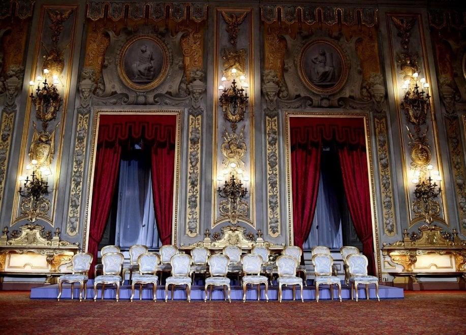 Parlamento i cinque anni della xvii legislatura for Numero legale parlamento