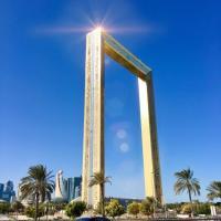 Dubai. Ora si ammira anche da una