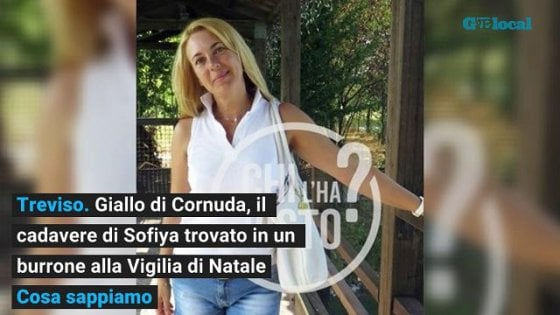 Sofiya massacrata di botte e gettata nel dirupo. Forti sospetti sul convivente, poi suicidatosi