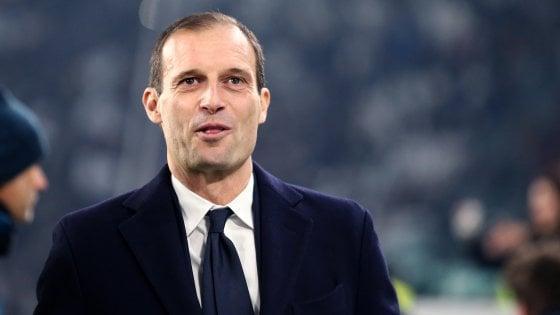 Juventus, Allegri: ''Col Verona vietato sbagliare. Dybala? Paragoni gli hanno fatto male''