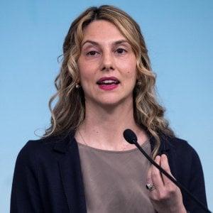 La ministra della Pa Marianna Madia