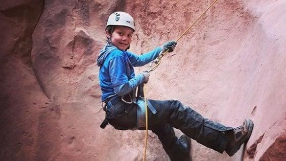 Robbie Bond, 10 anni, paladino dei parchi americani: ''Difendiamoli per le future generazioni''
