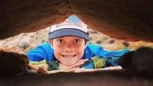 Robbie, 10 anni, paladino dei parchi: 'Difendiamoli'