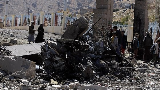 "Nyt: ""In Yemen bombe made in Italy uccidono i civili"""