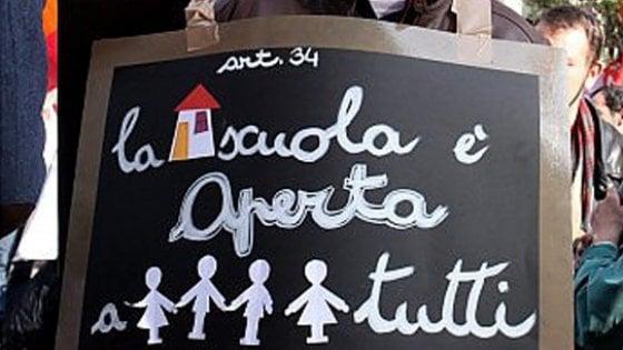 """""""Moratoria sulla Buona scuola"""": l'appello degli insegnanti firmato da intellettuali e accademici"""