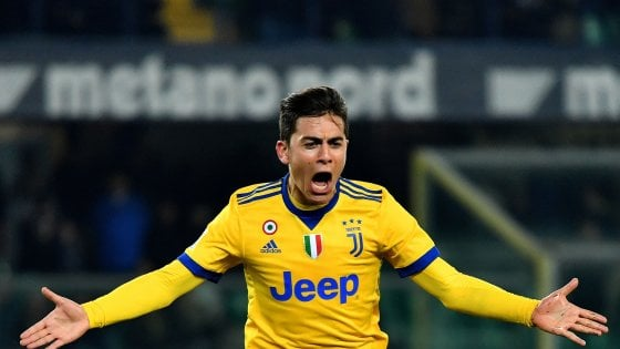 Juventus, il paradosso Dybala