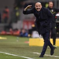 Inter, Spalletti  cambia il copione:
