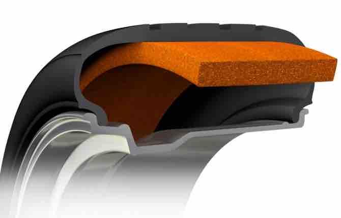 SoundComfort, il pneumatico che non fa rumore