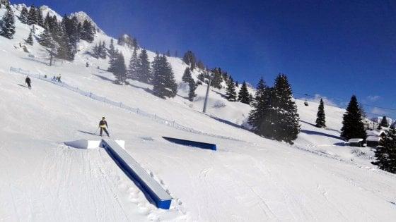 Dolomiti. Tra sport e famiglia, la neve del San Pellegrino