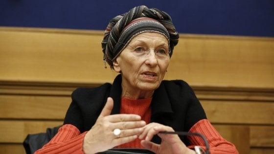 Emma Bonino corre da sola. Salta l'alleanza tra +Europa e Pd