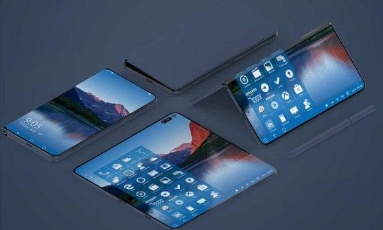 L'idea di Microsoft: telefono, tablet e pc insieme. Il Surface Phone