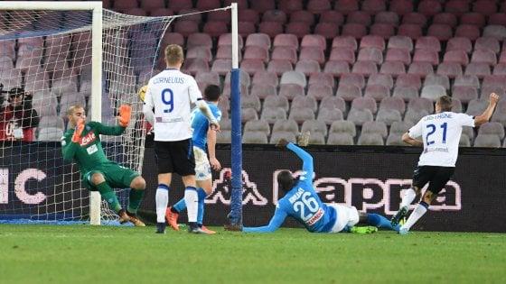 COPPA ITALIA. L'Atalanta espugna il San Paolo e vola in semifinale