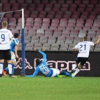 Napoli-Atalanta 1-2: impresa dei nerazzurri, è semifinale