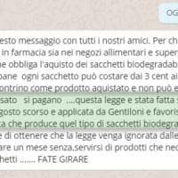 Sacchetti biodegradabili e l'azienda 'amica' di Renzi: facciamo chiarezza