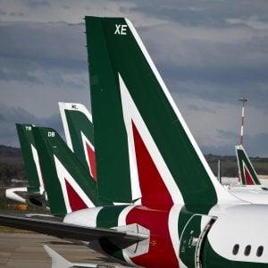 Alitalia, Lufthansa punta 300 milioni ma vuole garanzie