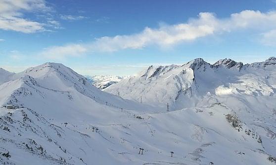 La Thuile. Neve e benessere. La Vallée al suo meglio