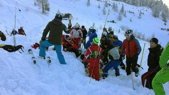 Valanga in Val Venosta, muoiono una bambina di 11 anni e la madre